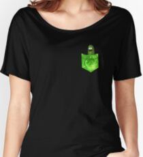 Pickle Rick! Women's Relaxed Fit T-Shirt