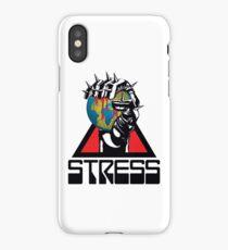 Stress iPhone Case
