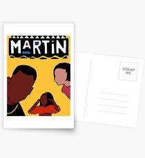 Martin (Yellow) Postcards