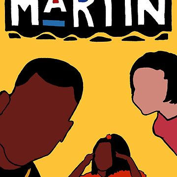Martin (Yellow) by FHoliday