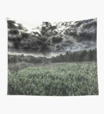 Stormy Thoughts Wall Tapestry