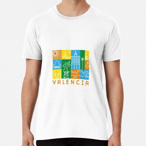 Valencia Camiseta premium