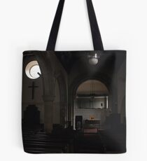 Abercorn Church Interior Tote Bag