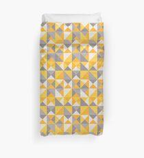 Bumble Yellow Duvet Cover