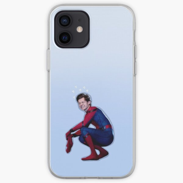 tom / peter w coeurs Coque souple iPhone
