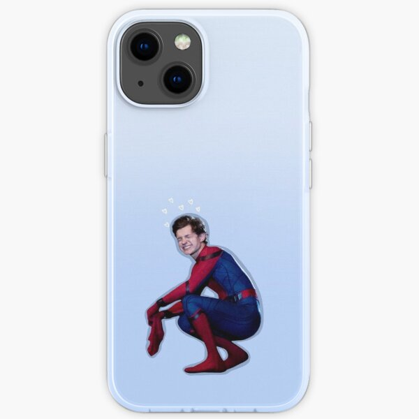 tom/peter w hearts iPhone Soft Case