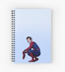 tom/peter w hearts Spiral Notebook