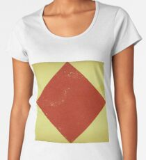 Nautical Flag Women's Premium T-Shirt
