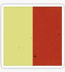 Nautical Flag Sticker