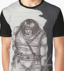 Escape from the Sorcerers Notebook Prison Graphic T-Shirt