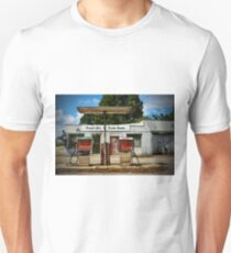 Old Service Station T-Shirt