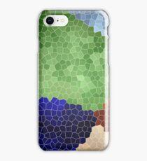 Gaudi´s garden iPhone Case/Skin