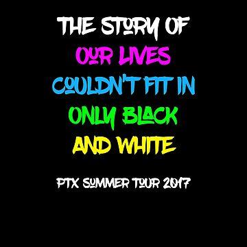 Pentatonix Summer Tour 2017 by the-haunted-leg