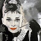 Audrey by Antonio  Luppino