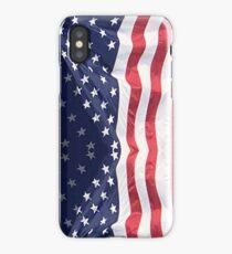Stars and Stripes Flag iPhone Case/Skin