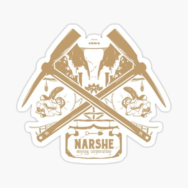 Narshe Mining Sticker