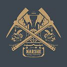 Narshe Mining by orioto