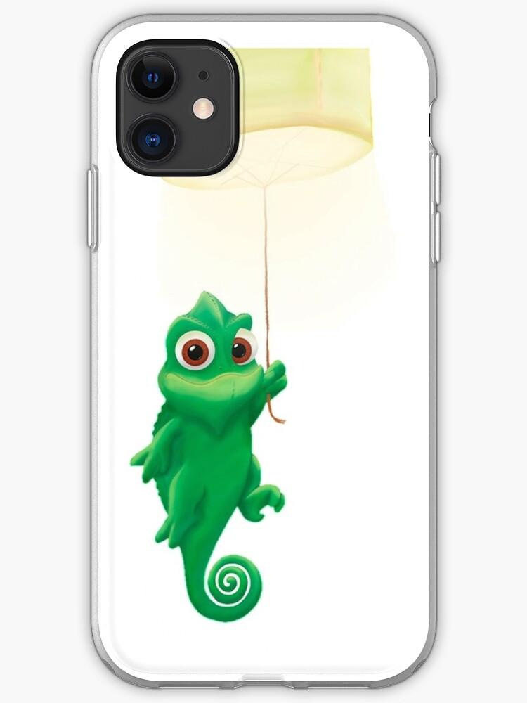 disney tangled pascal iphone case
