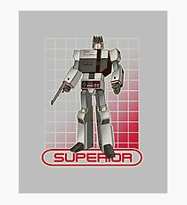 Superior Entertainment System Photographic Print
