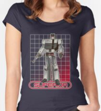 Superior Entertainment System Women's Fitted Scoop T-Shirt