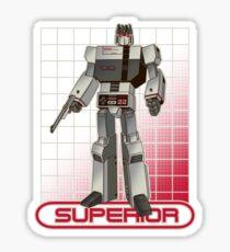 Superior Entertainment System Sticker