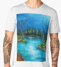 Liquid Emotions Men's Premium T-Shirt