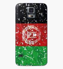 Afghanistan grunge vintage flag Case/Skin for Samsung Galaxy
