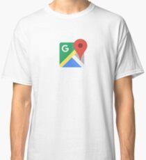 Google Maps Classic T-Shirt