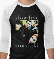 Slowdive - Souvlaki Men's Baseball ¾ T-Shirt