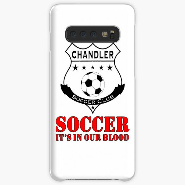 Soccer it's in our blood Samsung Galaxy Snap Case