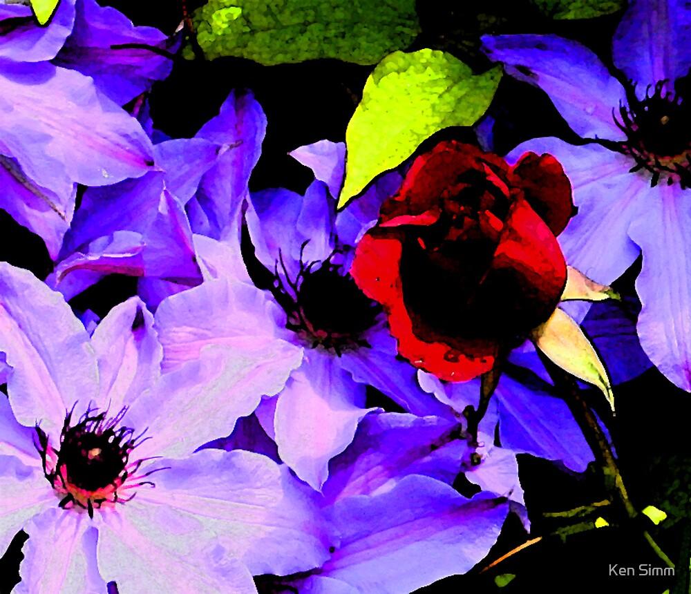 Flower manipulation by Kenart