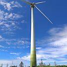 Wind Power by John Thurgood