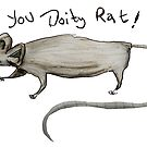 You Doity Rat! by Extreme-Fantasy