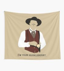 Tombstone: That's Just My Game Wall Tapestry