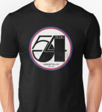 Camiseta unisex Studio 54 - Deejay World
