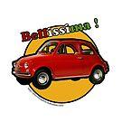 Fiat 500 by Antonio  Luppino