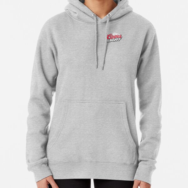Coors Light Pullover Hoodie