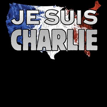 Je Suis Charlie! (NO PROFIT TAKEN!) by AmazingRobyn