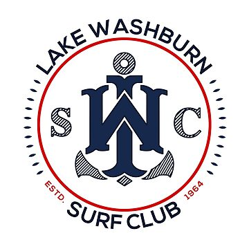 Lake Washburn Surf Club by classydesignz
