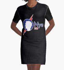 Bill Nye 2020 Graphic T-Shirt Dress