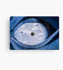 The False Mirror Canvas Print