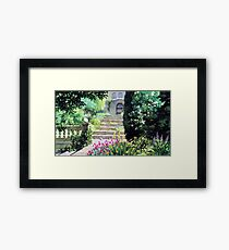 Nice day Framed Print