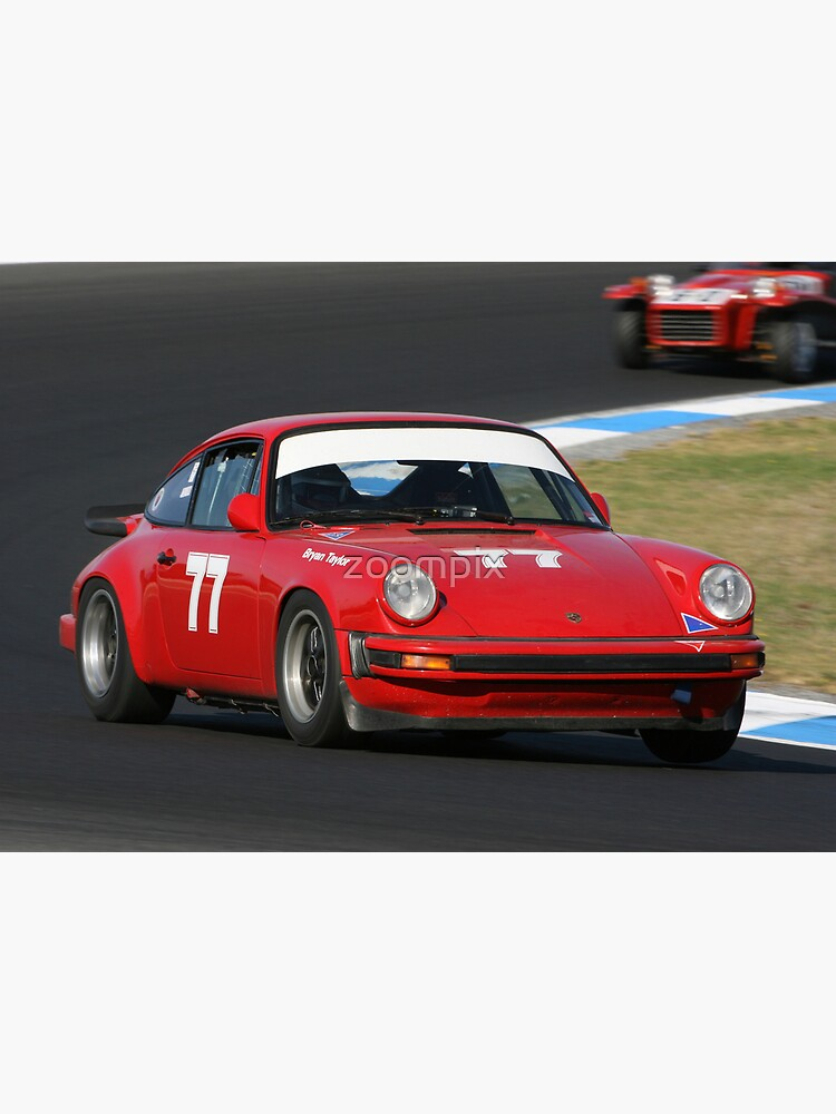 Red 911 by zoompix
