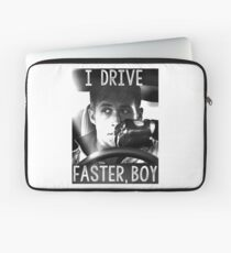 Drive faster Laptop Sleeve