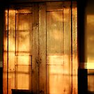 Cabinet Burnish At Sunset by Alvin-San Whaley