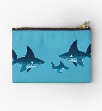 Haifisch Familie Täschchen