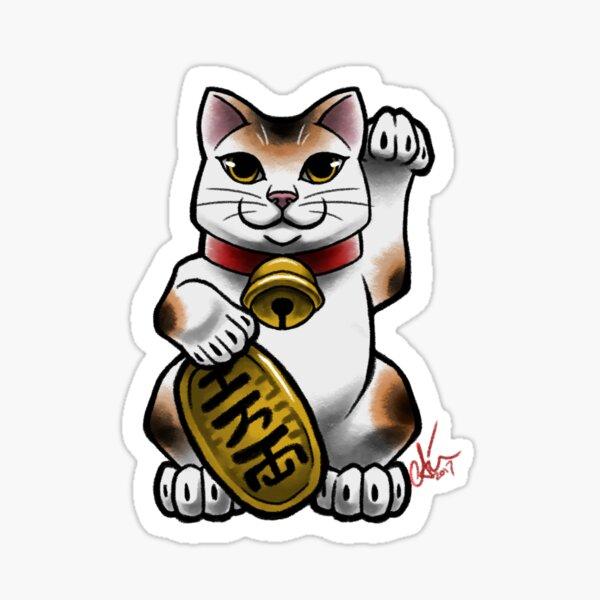 Maneki Sticker