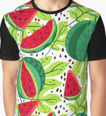 Juicy and sweet watermelon Graphic T-Shirt