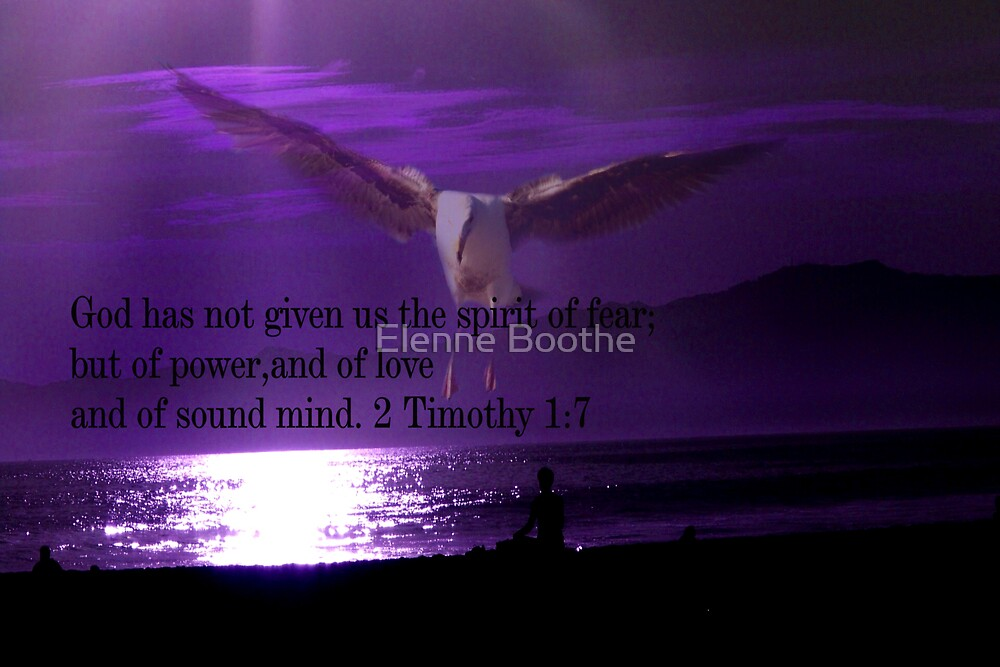 Love,Power and Sound Mind by Elenne Boothe