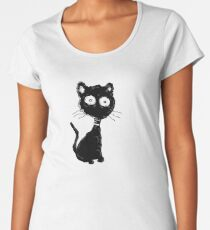 Yusi the Cat  Women's Premium T-Shirt